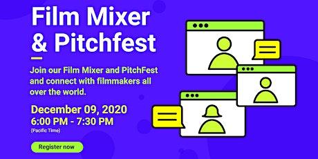 Quarantine Film Challenge Mixer and Pitchfest tickets