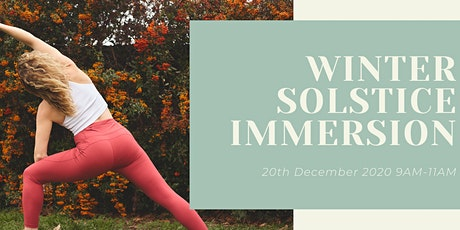 Winter Solstice Yoga & Meditation Immersion tickets