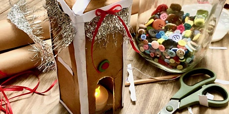 Gingerbread House Lanterns (Donation Only Day) tickets