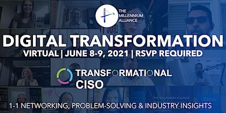 Transformational CISO tickets