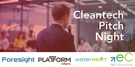 Cleantech Pitch Night tickets