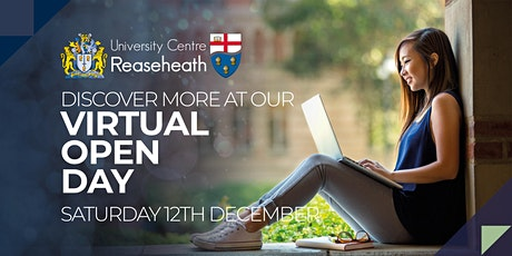 Virtual Degree Open Day and Live Q&A tickets