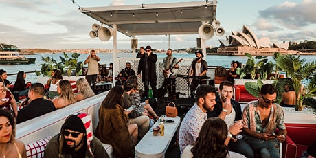 Glass Island pres. Soul Harbour - Summer Sunset Cruise - Sun 10th January tickets