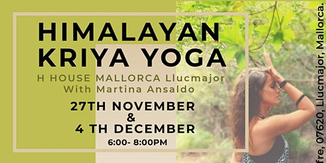 Introduction to Himalayan Kriya Yoga entradas