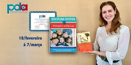 ONLINE - Certificação de Educação Infantil (QUINTA/DOMINGO) ingressos