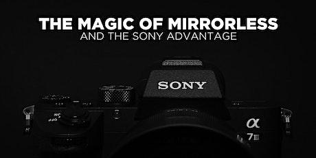 Magic of Mirrorless: The Sony Advantage with Barrett McGivney (Online)