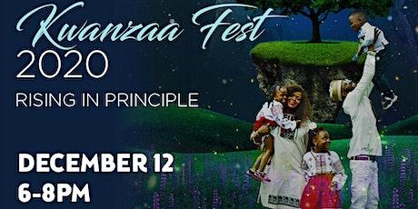 Kwanzaa Fest 2020: Rising in Principle tickets