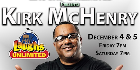 Kirk McHenry featuring Nat Baimel - INSIDE JOKES OUTSIDE LAUGHS tickets