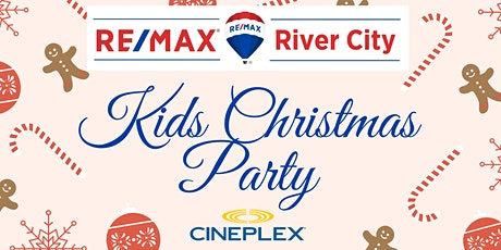 RRC 2020 Kids Christmas Party tickets