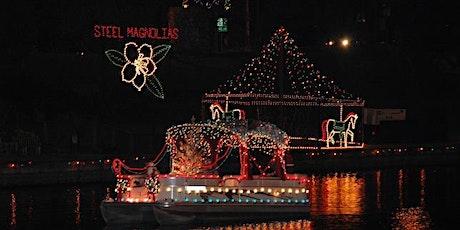 Lighted Boat Parade Registration tickets