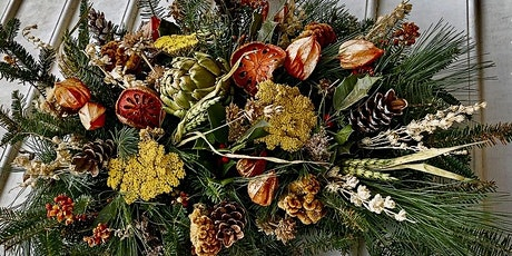 Colonial Williamsburg Holiday Centerpiece Workshop tickets