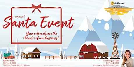 6th Annual Santa Event tickets