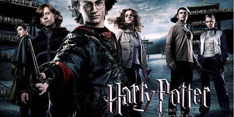 Harry Potter and the Goblet of Fire tickets