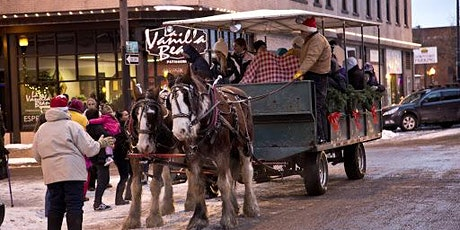 Downtown Idaho Falls Horse Drawn Trolley Rides tickets