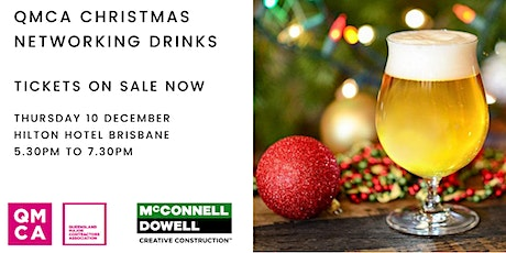 QMCA Xmas Networking Event - 10 December 2020 tickets