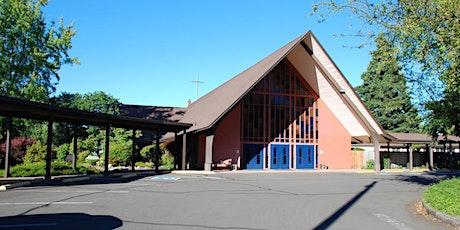 Sunday Mass - 8:30am - SPB tickets