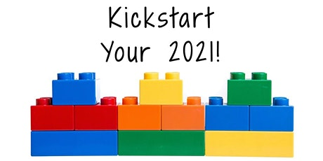 Kickstart 2021 with the LEGO® SERIOUS PLAY® method tickets