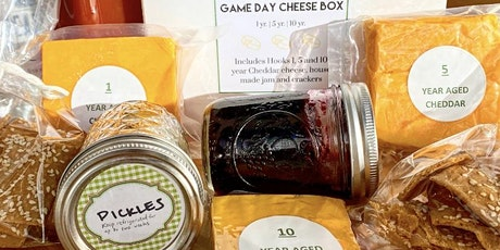 Game Day Cheese Box tickets