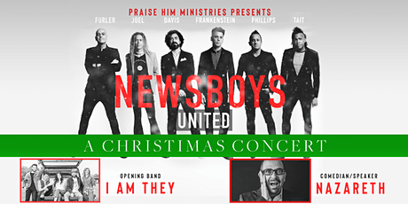 Praise Him Ministries Christmas 2020 tickets