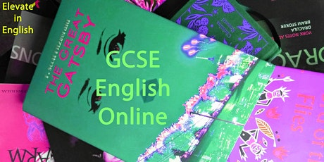 Booster GCSE English Language - Paper 1: Part B - Online Tuition tickets