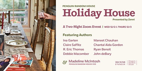 Penguin Random House Holiday House Presented by Zenni tickets