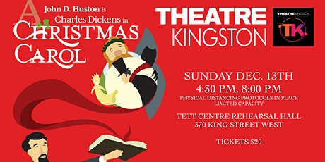 John Huston's A CHRISTMAS CAROL tickets