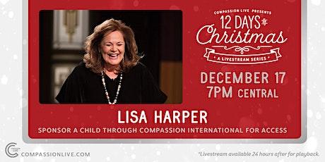 12 Days of Christmas - A Livestream Series | Lisa Harper tickets
