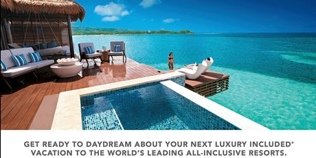 VIP Experience Hosted By  Beloved Getaways To Discuss  Sandals Resorts tickets
