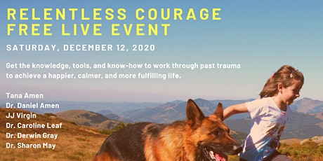 Relentless Courage - Free Live Event tickets