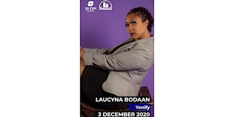 Online meeting met Laucyna Bodaan tickets