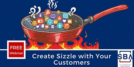 Create Sizzle with Your Customers tickets