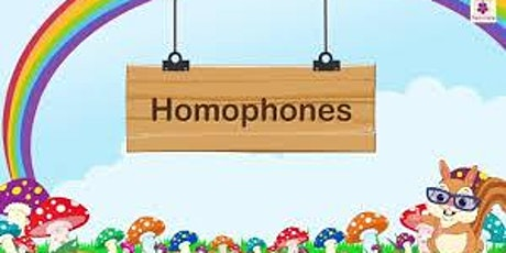 243 - Introduction to Engaging English: Get Set for Homophones tickets