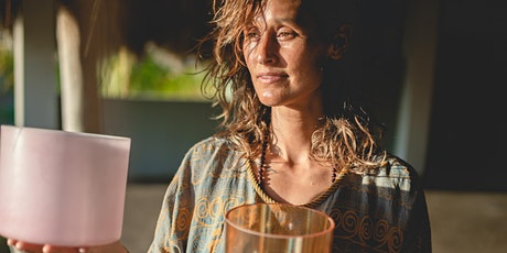 Sacred Sound Healing with Kassia Meador - Virtual Meditation tickets