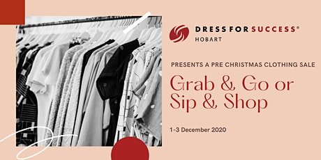 Pre Christmas Clothing Sale tickets