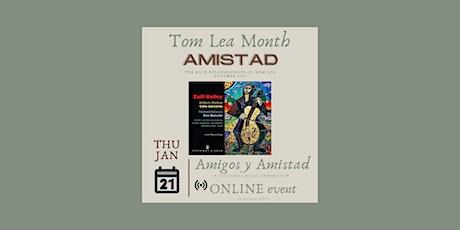 Amigos y Amistad: A Cultural Music Experience tickets