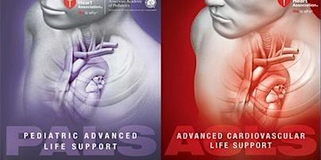 American Heart Association PALS and ACLS Combo Certification Class tickets