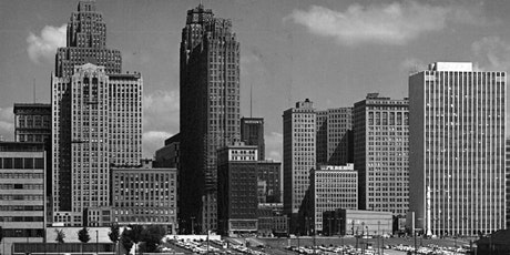 Downtown Detroit  Art and Architecture Virtual Tour RENTAL