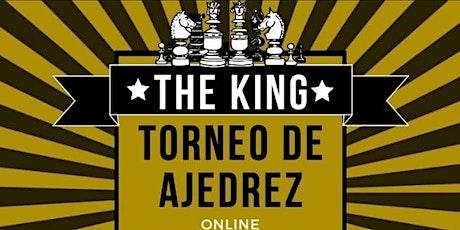 Ajedrez The King entradas