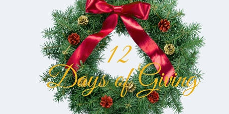 OCR 12 Days of Giving: College Edition tickets