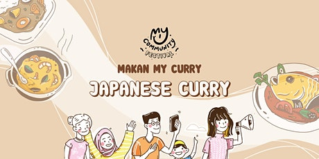 Makan My Curry: Japanese Curry tickets