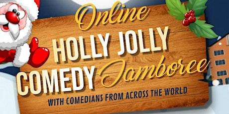 Dan Bublitz Jr's Online Holly Jolly Comedy Jamboree tickets
