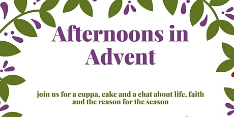 Afternoons in Advent tickets