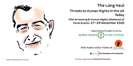 The Long Haul - The Threat to Human Rights in the UK Today tickets