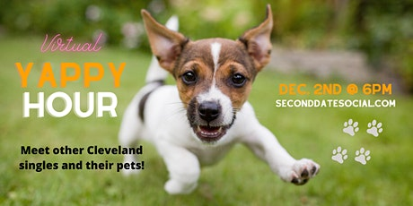 Virtual Yappy Hour for Cleveland Singles tickets