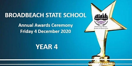 YEAR 4 Awards Ceremony tickets