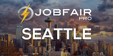 Seattle Virtual Job Fair January 28, 2021 tickets