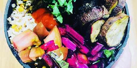 Cooking with Love Food Hate Waste: Nourish Bowls tickets