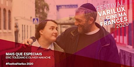 """Sessão """"Mais que Especiais"""" - Festival Varilux de Cinema Francês 2020 ingressos"""