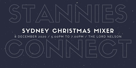 Stannies Old Boys Sydney Christmas Mixer tickets