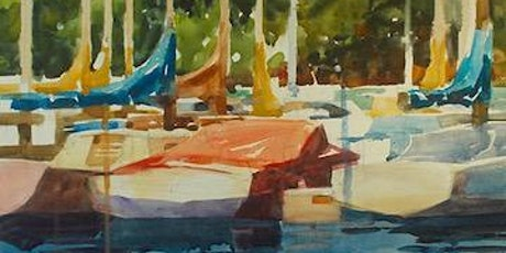 Jim Johnson-Watercolor Painting/Let's Start At The Beginning tickets